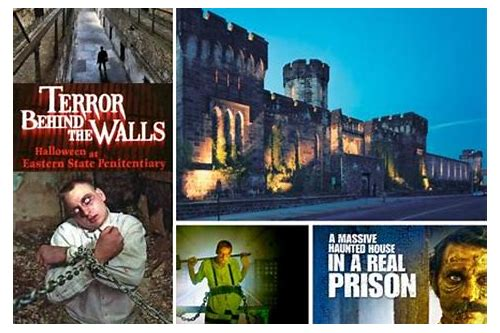 eastern state penitentiary terror behind the walls coupon