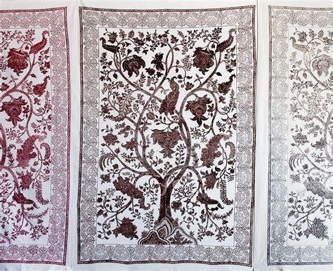tree of life wall hanging les indiennes