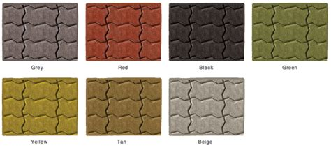 pattern block tiles bucomac industries leading block and interlock