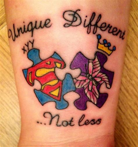 autism awareness tattoos autism inspiring ideas autism