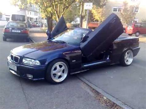 E36 Lambo Doors by Bmw E36 Convertible Lambo Doors