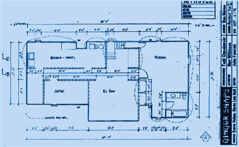 Basement House Floor Plans Asylum Design Works Production Design Portfolio Ginger