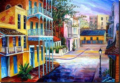 artist new orleans new orleans by diane millsap in the