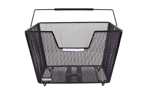 comfort basket around bike basket fine xl high comfort bicyclecomfort