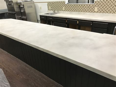 Concrete Overlay Countertops by Concrete Overlay Projects Direct Colors Inc