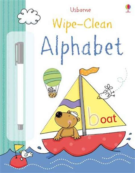 home mini and max learning the essentials books wipe clean alphabet at usborne books at home