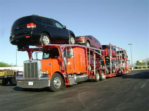 car carrier truck services upscale auto transport