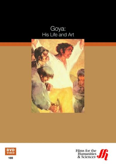 goya his life and art video dvd