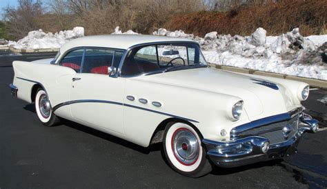 Bench Power 1956 Buick Special Connors Motorcar Company