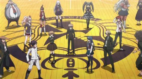 danganronpa anime season danganronpa the animation