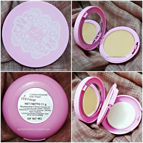 Acnes Compact Powder By Meme83 review bb and compact powder from pixy my makeupdiary