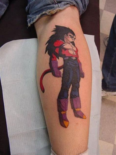 15 dragon ball z tattoos even frieza would admire the