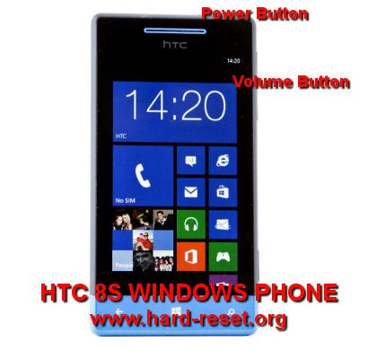 how to easily master format htc 8s windows phone with safe