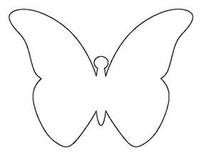 printable butterfly template best 25 printable butterfly ideas on
