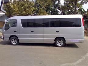 Isuzu Microbus Isuzu Nkr Microbus 20 Seat Tahun 2017