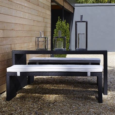 garden furniture bench set cancun table and bench set from bhs garden furniture housetohome co uk