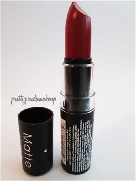 Normal Lipstik Nyx prettypanda nyx matte lipstick in alabama the