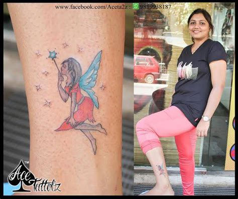 tattoo maker in colaba fairy tattoo ace tattooz
