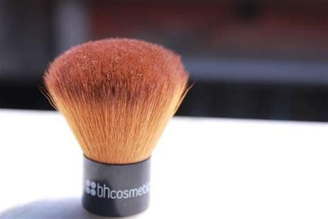 Bhcosmetics Mini Pink Kabuki Brush bh cosmetics domed kabuki makeup brush review