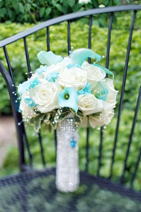 17 best ideas about tiffany blue centerpieces on pinterest