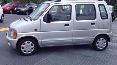 Suzuki Waganr Suzuki Wagon R 4x4
