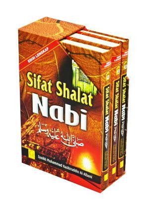 Sajadah Shalat Tebal Hemat F386 sifat shalat nabi edisi lengkap okemuslim toko buku islam