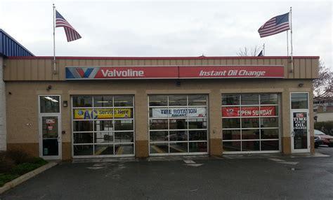 Instan Shop Valvoline Instant Change Rochelle Park Nj
