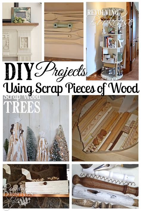 diy projects wood scrap wood projects country design style