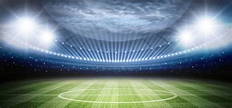 free download football stadium brush photoshop light exposure light stage irradiate png and vector for