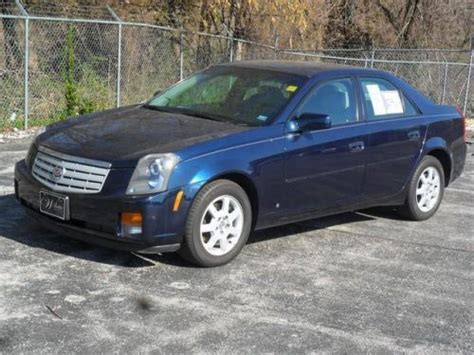 2007 Cadillac Cts Base by Find Used 2007 Cadillac Cts Base In 835 E Kearney
