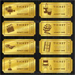 Ticket Printing Template by Sle Blank Ticket Template 7 Documents In Psd Pdf