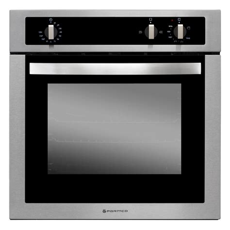 Oven Gas Kiwi 600mm gas oven 4 function stainless steel gas ovens