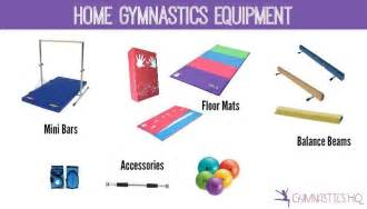 home equipment for home gymnastics equipment buyers guide for beams mats bars