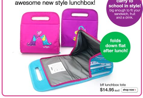 Lunch Bag Smiggle 7 smiggle introducing the totes amazing new lunchbox milled