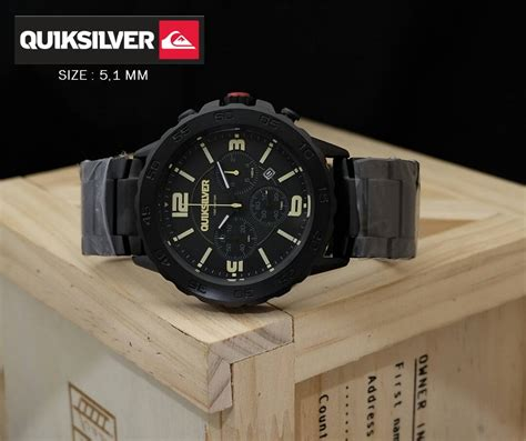 Jam Tangan Cowok Quicksilver Digital Jam Quicksilver 1 Green Shop Indonesia