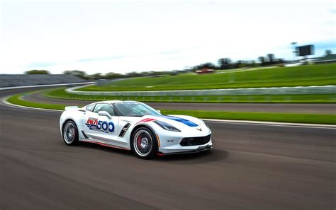 Indy 500 Corvette by 2017 Corvette Grand Sport Will Pace The 101st Indianapolis