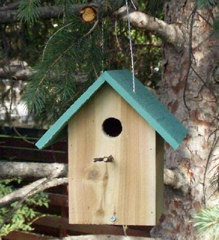 building the $2 birdhouse: 8 steps (with pictures)