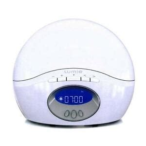 lumie body clock active  dawn simulator alarm clock