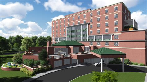 Blue Hospital Detox by Greenfield Senior Living To Operate Assisted Living And