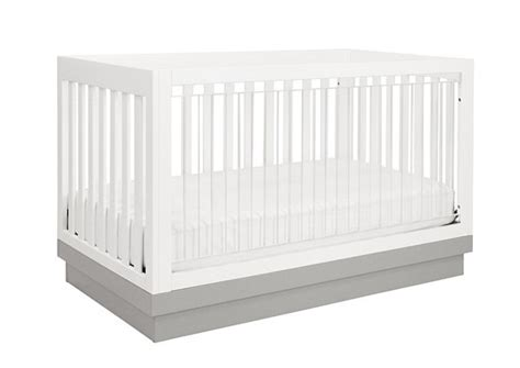 babyletto harlow 3 in 1 convertible crib with toddler