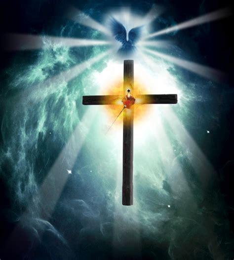 imagenes catolicas luminosas de la cruz templo del esp 237 ritu santo y de la cruz