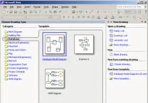 visio 2013 database model diagram template creating er diagrams with ms visio