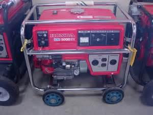Honda Em5000s Honda Em5000s Generator Parts Car Interior Design