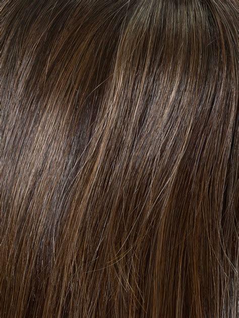 amaretto color envy wig wavy lace front monofilament top