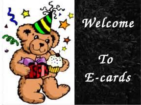 birthday cards free ecards