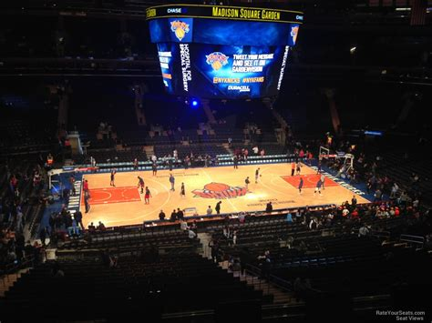 msg section 210 madison square garden section 210 new york knicks