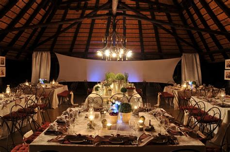 themed dinner events themed bush dinners dine under the african night sky