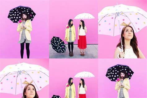 Lakban Putih Solatif Bermotif malang merdeka diy membuat kreasi payung polkadot di rumah