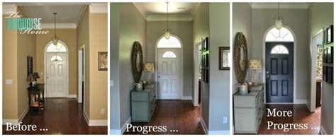 Entryway Paint Colors Decoration News What Color To Paint Inside Of Front Door