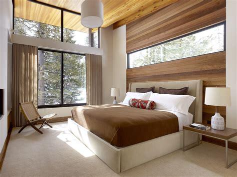 modern bedroom decor  comfortable nuance